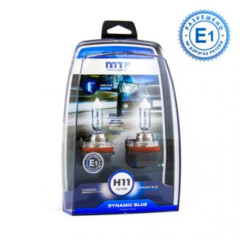 Лампы MTF Dynamic Blue