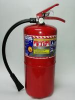Огнетушитель порошковый, металлический 4л. ГОСТ.
