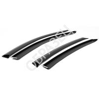 Дефлекторы окон (AutoFlex) Hyundai Solaris SD