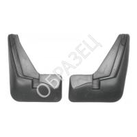 Брызговики (NORPLAST) Opel Astra H (2007) (передние)
