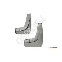 Брызговики (SEINTEX) Fiat Doblo (передние) 2001-