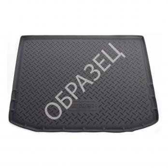 Коврик багажника полимерный (NORPLAST) Renault Arkana 4WD (2019)